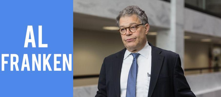 Al Franken at Wilbur Theater