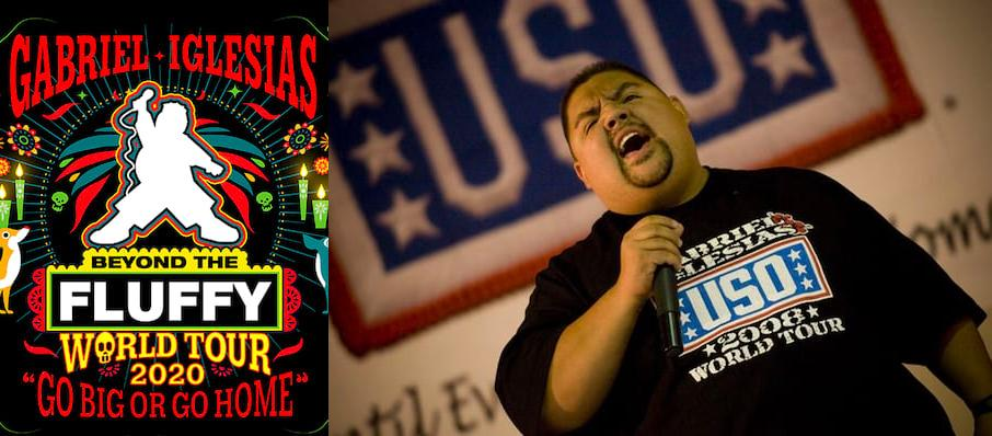 Gabriel Iglesias at Chevalier Theatre