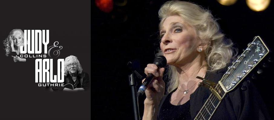 Judy Collins and Arlo Guthrie at Chevalier Theatre