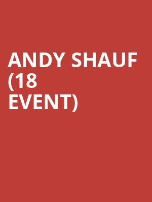 Andy Shauf (18+ Event) at Paradise Rock Club