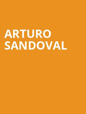 Arturo Sandoval at Scullers Jazz Club