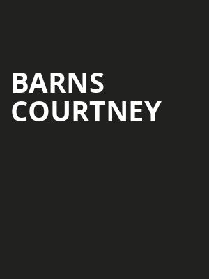 Barns Courtney at Paradise Rock Club