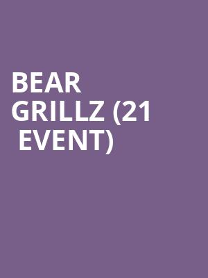Bear Grillz (21+ Event) at Royale Boston