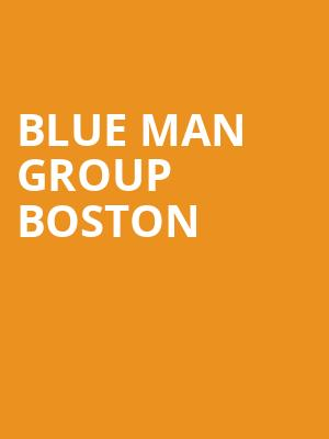 Blue Man Group Boston at Charles Playhouse