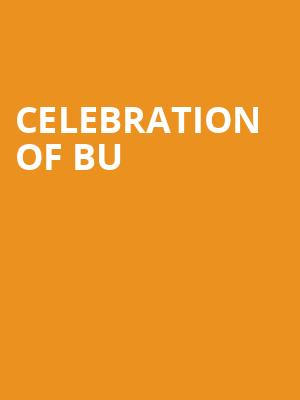 Celebration of BU at Agganis Arena