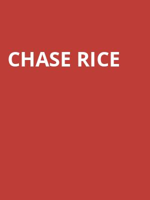 Chase Rice Tickets Oct 12 2019 House Of Blues Boston