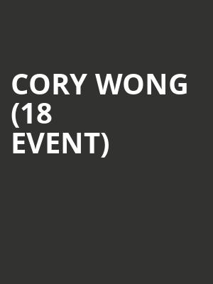 Cory Wong (18+ Event) at Paradise Rock Club