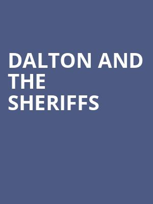 Dalton and The Sheriffs at House of Blues