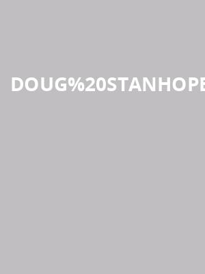Doug Stanhope at Wilbur Theater