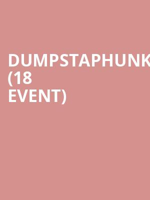 Dumpstaphunk (18+ Event) at Brighton Music Hall