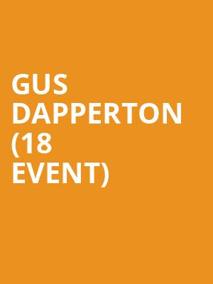 Gus Dapperton (18+ Event) at Royale Boston