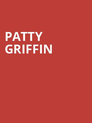 Patty Griffin at Shubert Theatre