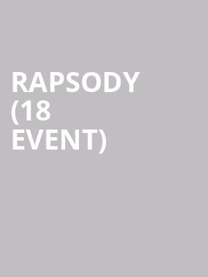 Rapsody (18+ Event) at The Sinclair Music Hall