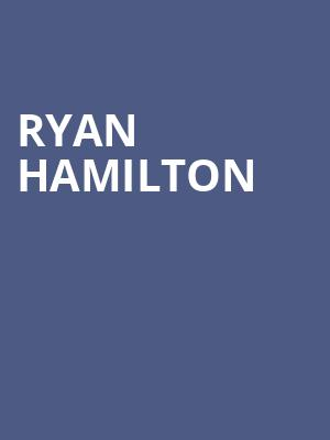 Ryan Hamilton at Wilbur Theater