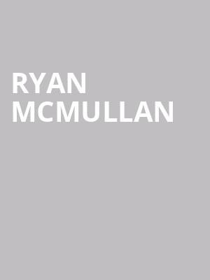 Ryan McMullan at Cafe 939