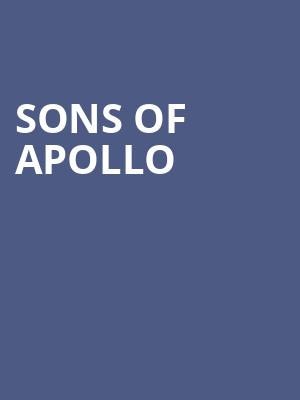 Sons Of Apollo at Paradise Rock Club