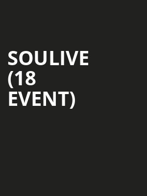 Soulive (18+ Event) at Paradise Rock Club
