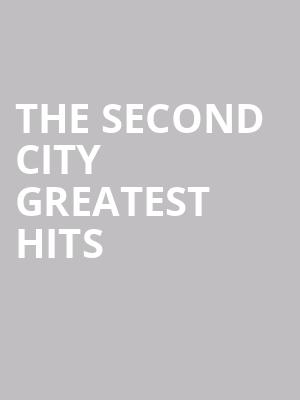 The Second City Greatest Hits at Wilbur Theater