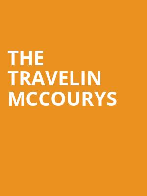 The Travelin McCourys at Brighton Music Hall
