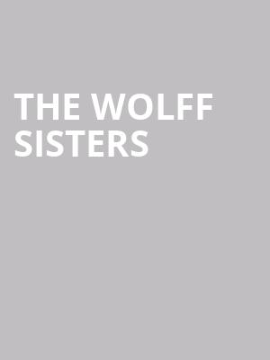 The Wolff Sisters at Cafe 939