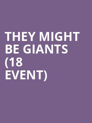 They Might Be Giants (18+ Event) at Royale Boston