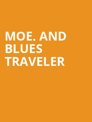 moe. and Blues Traveler at Rockland Trust Bank Pavilion