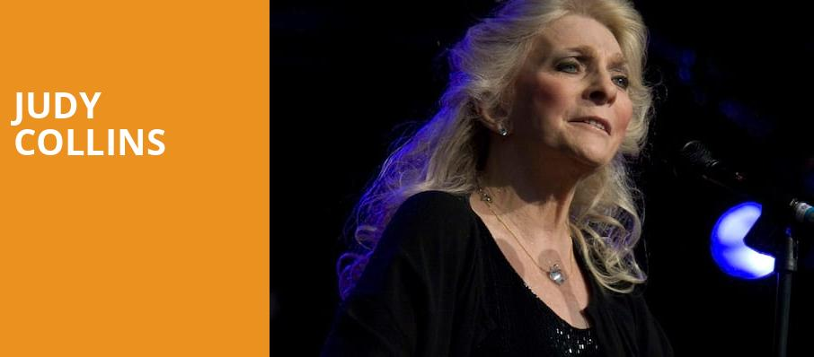 Judy Collins, Chevalier Theatre, Boston