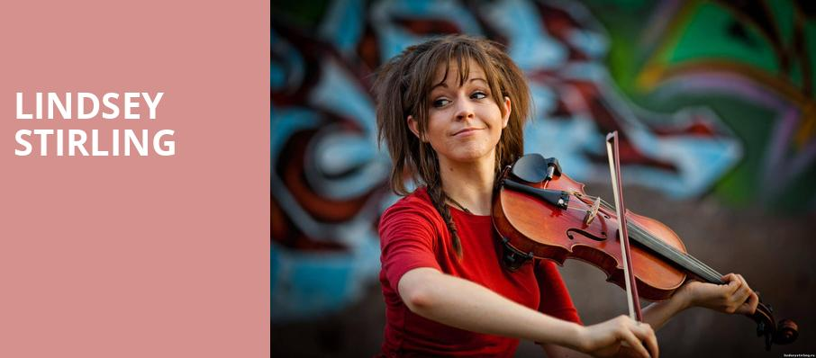 Lindsey Stirling, Orpheum Theater, Boston