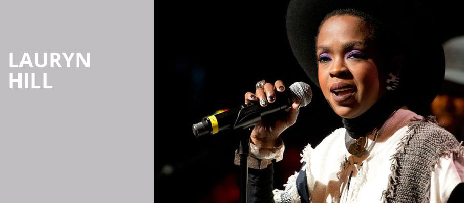 Lauryn Hill, Blue Hills Bank Pavilion, Boston