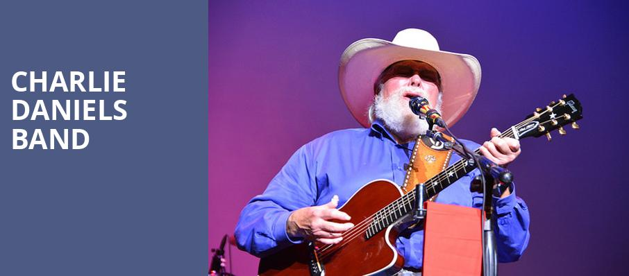 Charlie Daniels Band, Capitol Center for the Arts, Boston