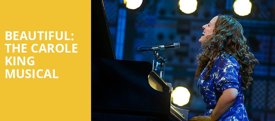 Banner image of Beautiful: The Carole King Musical