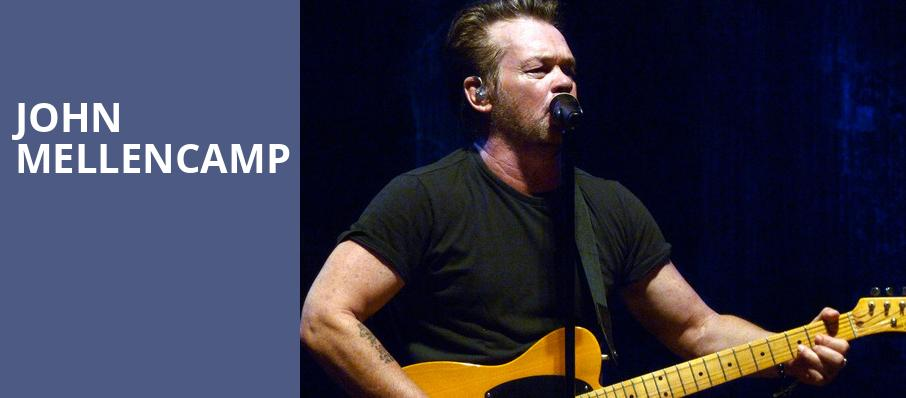 John Mellencamp, Tanglewood Music Center, Boston