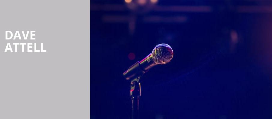 Dave Attell, Wilbur Theater, Boston