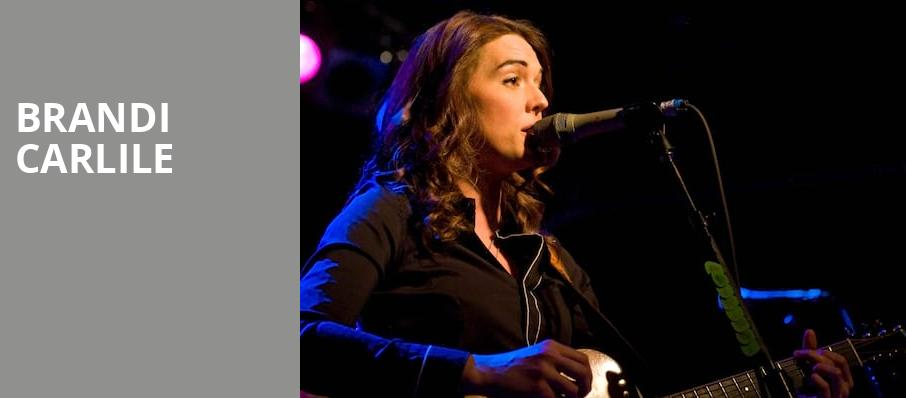 Brandi Carlile, Tanglewood Music Center, Boston