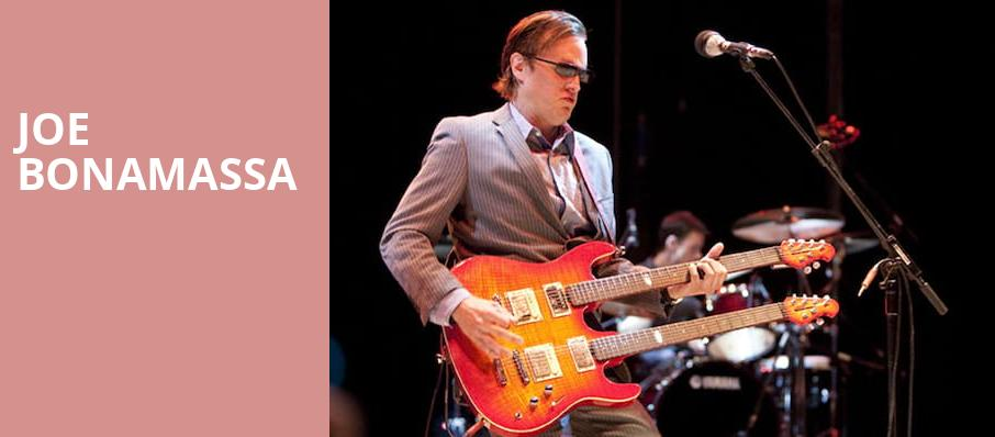 Joe Bonamassa, Cape Cod Melody Tent, Boston