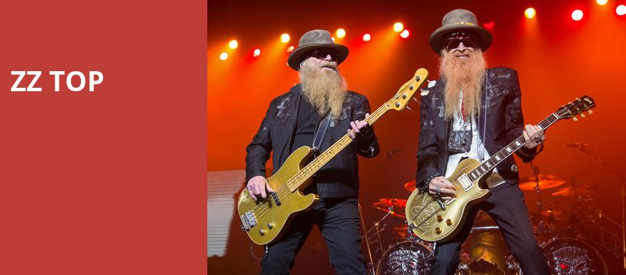 ZZ Top, Rockland Trust Bank Pavilion, Boston