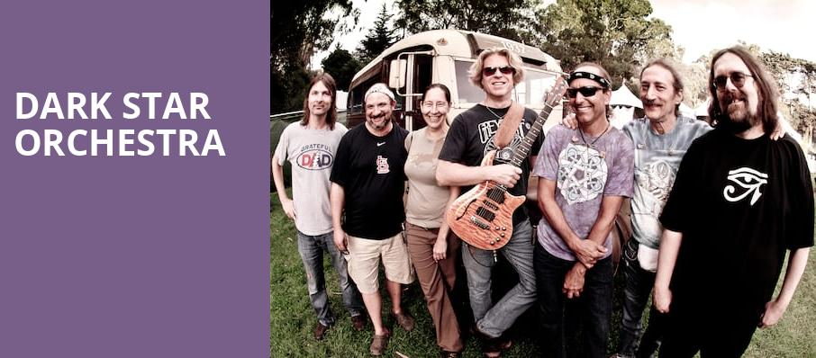 Dark Star Orchestra, Capitol Center for the Arts, Boston