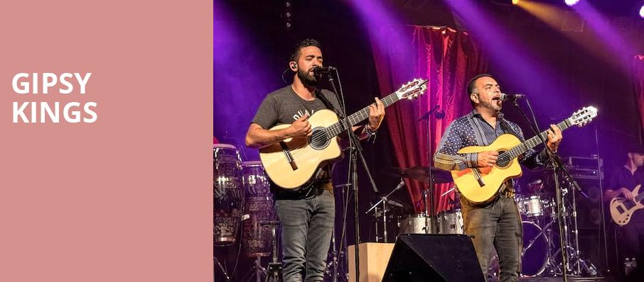 Gipsy Kings, Chevalier Theatre, Boston