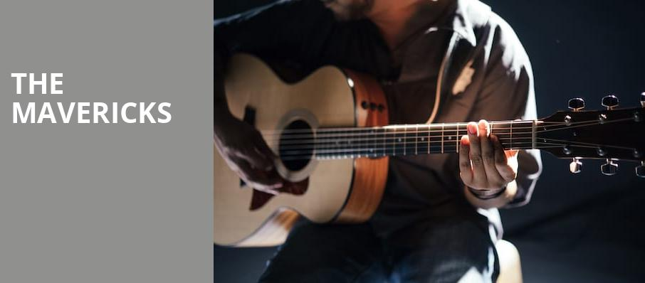 The Mavericks, Lynn Memorial Auditorium, Boston