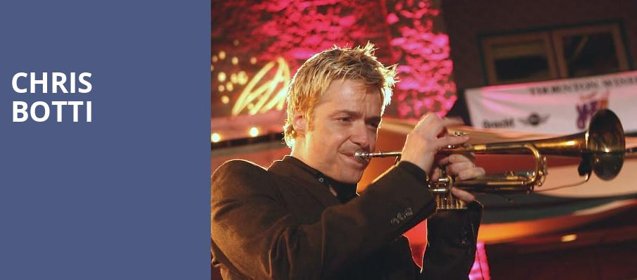 Chris Botti, Cape Cod Melody Tent, Boston