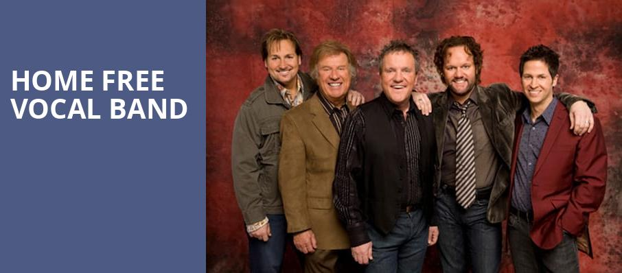 Home Free Vocal Band, Capitol Center for the Arts, Boston