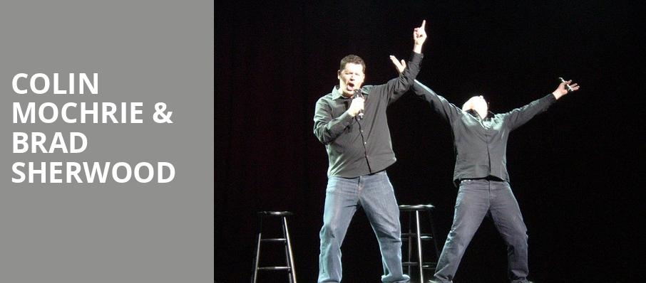 Colin Mochrie Brad Sherwood, Cape Cod Melody Tent, Boston