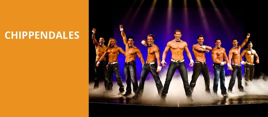 Chippendales, House of Blues, Boston