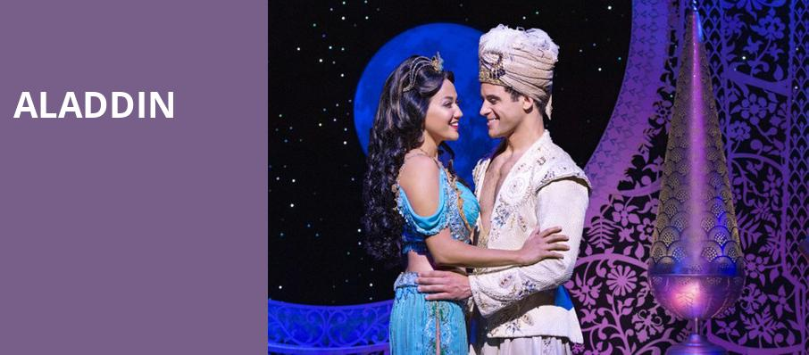Aladdin, Boston Opera House, Boston