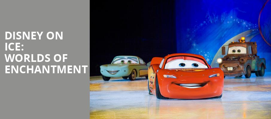 Disney On Ice Worlds of Enchantment, Agganis Arena, Boston