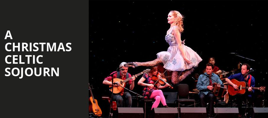 A Christmas Celtic Sojourn, Cutler Majestic Theater, Boston