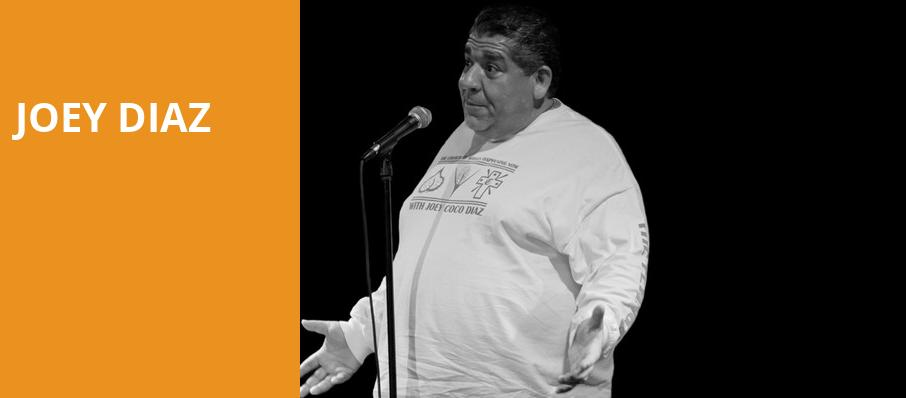 Joey Diaz, Chevalier Theatre, Boston