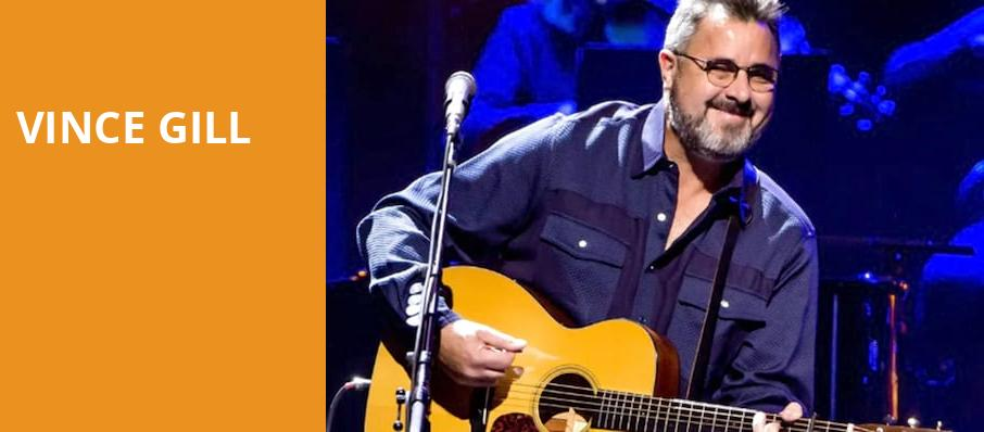 Vince Gill, Capitol Center for the Arts, Boston
