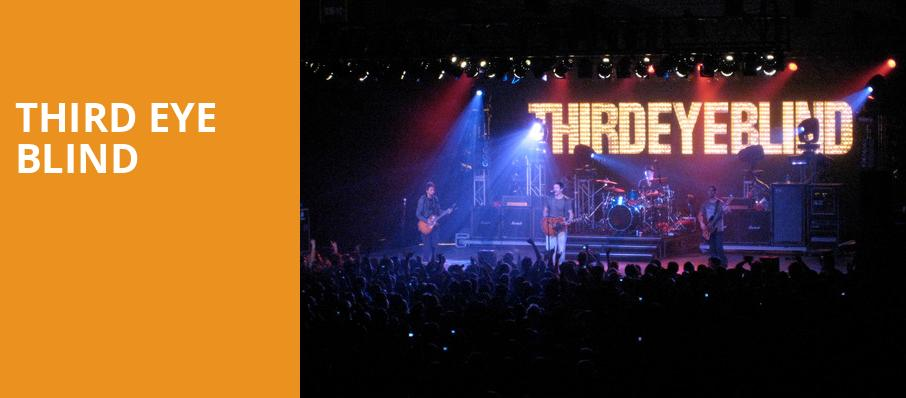 Third Eye Blind, House of Blues, Boston