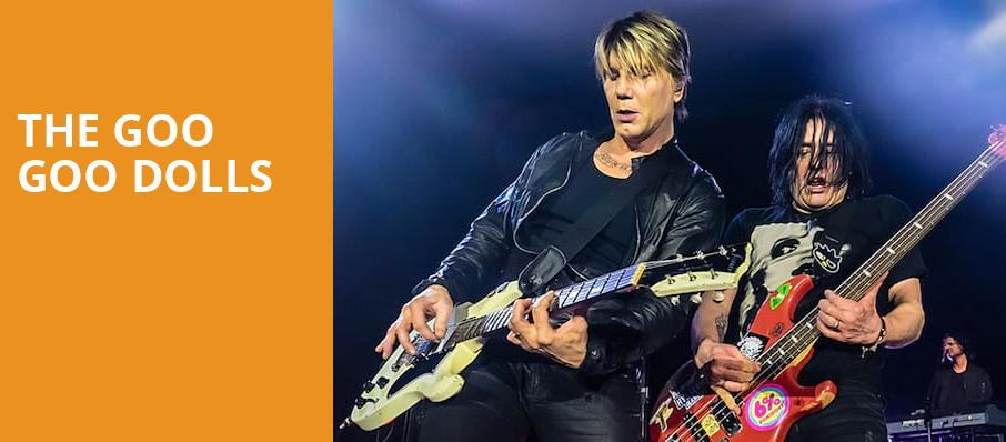 The Goo Goo Dolls, Rockland Trust Bank Pavilion, Boston